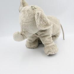 Doudou éléphant beige...