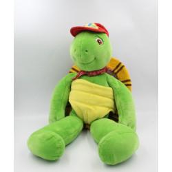 Grande Peluche Franklin la tortue JEMINI 55 cm