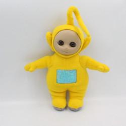 Doudou peluche TELETUBBIES jaune Laa-laa lala TOMY