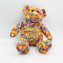 Peluche ours CANDY CRUSH