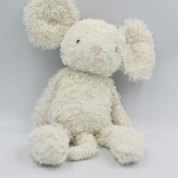 Doudou souris blanche JELLYCAT