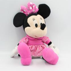 Peluche sonore Minnie robe rose DISNEY IMC TOYS