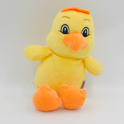 Doudou poussin canard jaune...