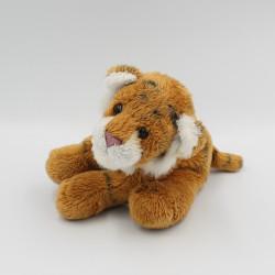 Doudou peluche tigre marron Elliott YOMIKO RUSS BERRIE