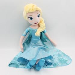 Peluche Elsa La Reine des Neiges Frozen DISNEY 50 cm