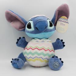 Peluche Stitch déguisé en oeuf de Pâques DISNEY STORE
