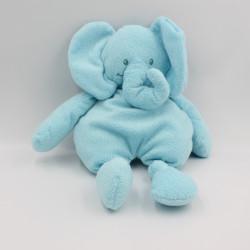 Doudou éléphant bleu PREMAMAN