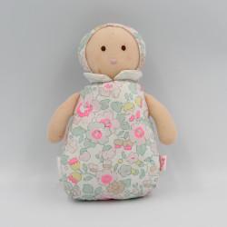 Doudou lutin poupée fleurs Joséphine JACADI