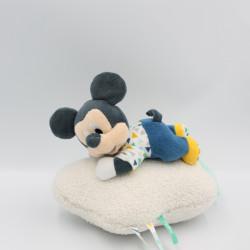 Doudou musical Mickey sur nuage DISNEY NICOTOY
