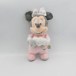 Doudou musical Minnie rose mouton DISNEY BABY