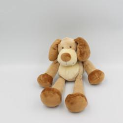 Doudou chien beige marron GUND