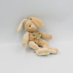 Doudou lapin beige HISTOIRE D'OURS