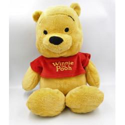Grande peluche doudou Winnie l'ourson DISNEY NICOTOY