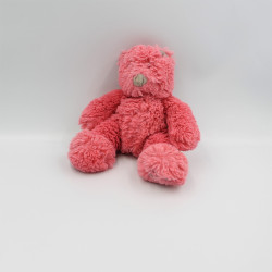 Doudou ours rose MARESE