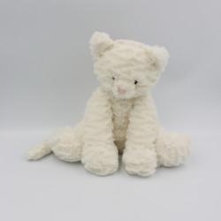Peluche doudou chat blanc JELLYCAT