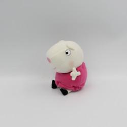 Doudou cochon blanc rose PEPPA PIG