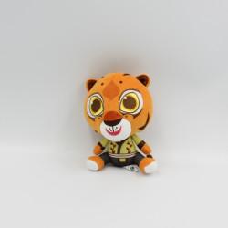 Peluche Tigre Tigresse Kung Fu Panda Dreamworks Heroes