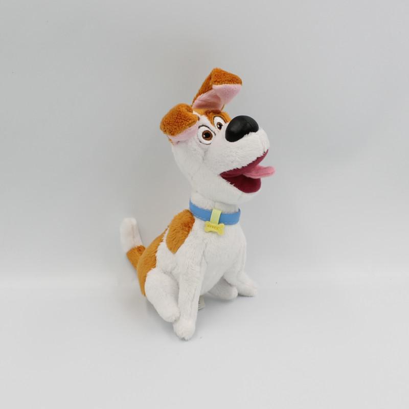 Peluche chien Comme des bêtes Pets Max SPIN MASTER