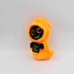 Peluche fantôme orange gros...