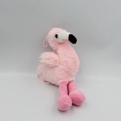 Peluche flamant rose FOREST DISTRIBUTION