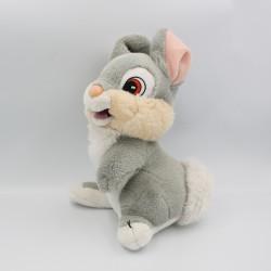 Peluche lapin gris Pan-pan Panpan l'ami de Bambi DISNEY CLASSICS