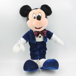 Peluche Mickey Smoking bleu Marié DISNEY