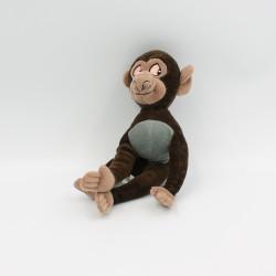 Peluche singe marron Baby Baboon Tarzan WALT DISNEY