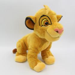Peluche Simba le roi lion DISNEY NICOTOY 30 cm