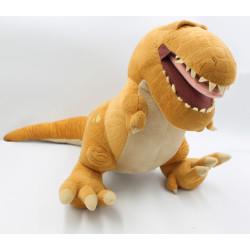 Peluche dinosaure beige Le voyage d'Arlo Butch DISNEYLAND