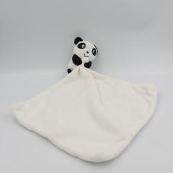 Doudou panda mouchoir ZEEMAN