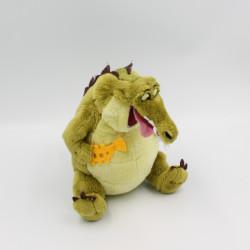 Peluche crocodile Louis La princesse et la grenouille DISNEY