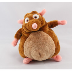 Doudou rat marron Emile de Ratatouille DISNEY PIXAR