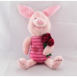 Doudou cochon rose Porcinet DISNEY NICOTOY