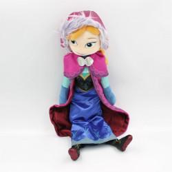 Peluche poupée Anna La Reine des Neiges Frozen DISNEY STORE