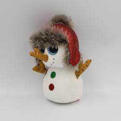 Doudou peluche bonhomme de neige Buttons TY