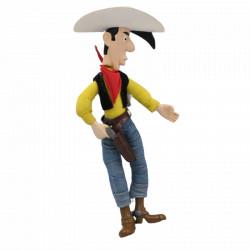 Ancienne poupée CowBoy Lucky Luke 2007
