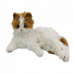 Peluche sonore automate chat FURREAL HASBRO
