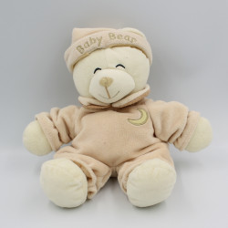 Doudou ours Baby Bear blanc...