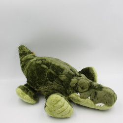 Peluche crocodile vert WILD REPUBLIC