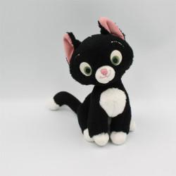 Doudou peluche chat noir...