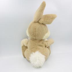 Peluche lapin beige Miss Bunny Panpan DISNEY STORE AUTHENTIC