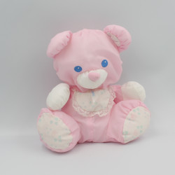 Peluche Puffalump ours rose FISHER PRICE 1994