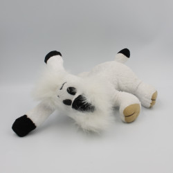 Doudou peluche chien blanc Idéfix Parc ASTERIX 2008