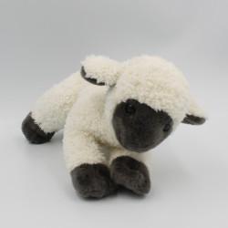 Doudou mouton blanc gris GIPSY