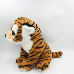 Grande Peluche tigre gros yeux brillant ZD TRADING