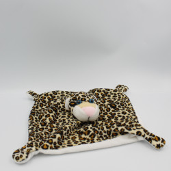 Doudou plat léopard BOBYLOO