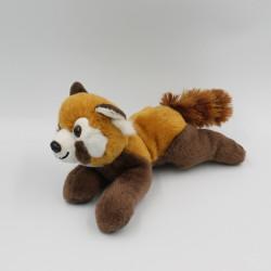 Peluche panda roux PETJES WORLD