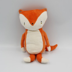 Doudou renard orange PAPERCHASE