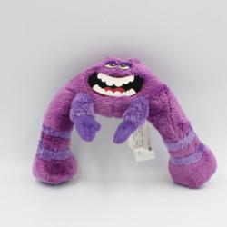 Peluche monstre rose Art Monsters university DISNEY
