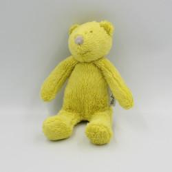 Doudou ours jaune les p'tits doudous MOULIN ROTY